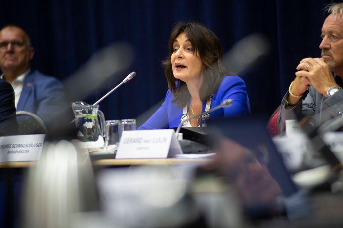 Geldrop-Mierlo's nieuwe burgemeester voor het eerst in actie in haar nieuwe gemeente