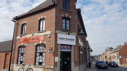 voorZwalm opent pop-up café aan Zuidlaan