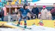 Van ijspiste in het park tot snowboarden op de markt: De Haan zet volop in op wintertoerisme