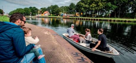 Zomerlust pech, brug alweer weg: 'Jammer genoeg mocht de scouting geen houten vervanger bouwen'