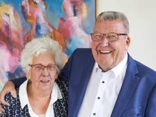Udense vrijwilligers Jan en Will ontmoetten elkaar in Vlissingen
