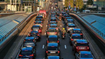 Drie dagen verkeershinder in Brussel door Eurotop en Euro-Aziatische top