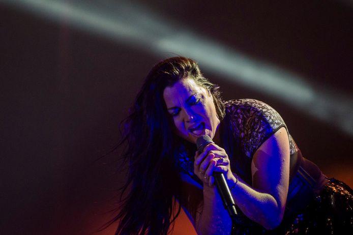 Amy Lee van Evanescence.