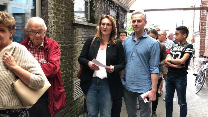 AARSCHOT-verkiezingen-Gwendoluyn Rutten gaat stemmen