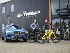 Wielerhuis De Pedaleur verkocht aan Volvo-dealer Arendsen