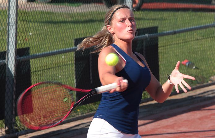 Wellicht komt de Deventerse Sophie van Tol, en met haar meer dan 200.000 andere tennissers, dit voorjaar toch nog in actie tijdens de voorjaarscompetitie.