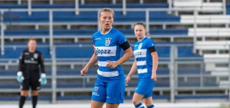 PEC Zwolle Vrouwen verliest tegen tiental van ADO