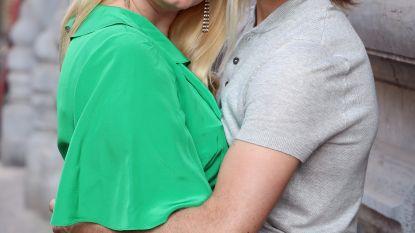 """Lesley-Ann Poppe over haar strijd tegen de kilo's en haar concurrerende ex: """"Als hij zich nu eens kalm hield..."""""""