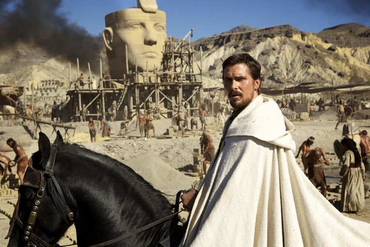 still uit: Exodus: Gods and Kings. Beeld Warner Bros
