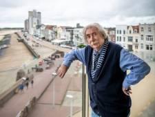 Zieke kunstenaar Rien Verschuur nog één keer in Zeeland: 'Voor de dood ben ik niet bang'