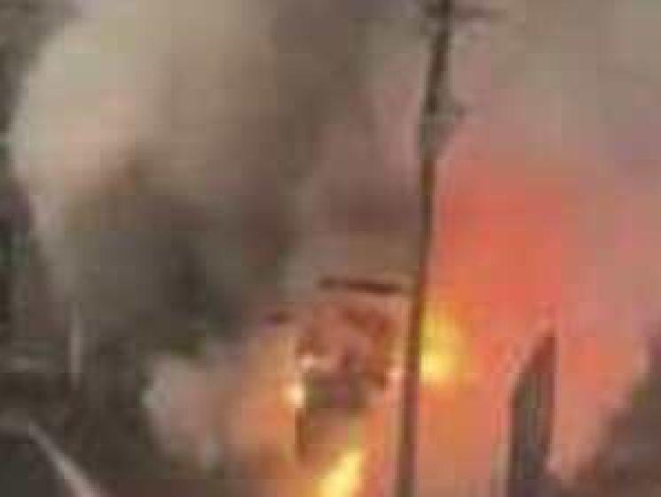 Explosion d'une unité Covid en Russie