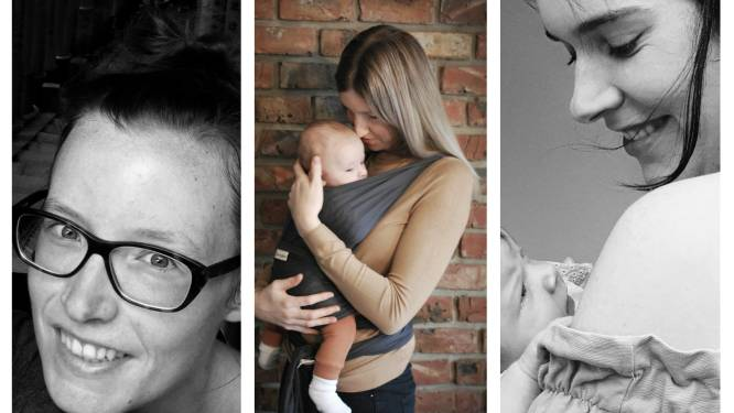 """3 mama's van 2020 getuigen over hun zwangerschap: """"Mijn man had corona en kon zelfs niet bij de bevalling zijn. Hartverscheurend"""""""