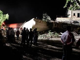 Minstens drie doden en meerdere gewonden bij treinontsporing in Griekenland