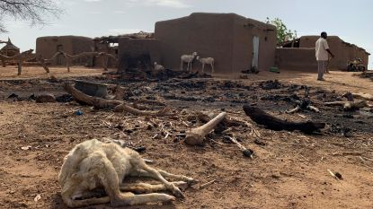 Minstens 40 doden nadat gewapende mannen op motoren 2 dorpen in Mali binnenrijden
