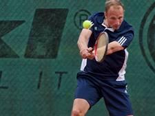 Stefan Aarts en Lisanne van Riet de beste op tennismasters in Waalre