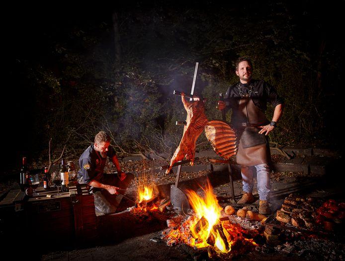 Barbecueën floreert in crisistijd | Foto | AD.nl
