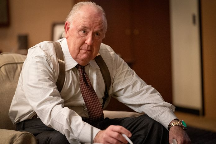 John Lithgow als Roger Ailes in Bombshell.