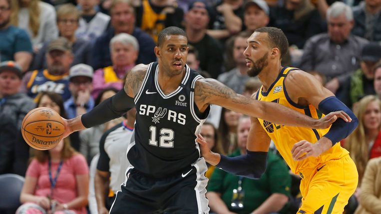LaMarcus Aldridge: All-Star op zijn retour