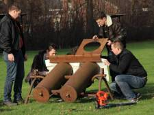 Bijval voor wedstrijd carbidschieten in gemeente Heusden