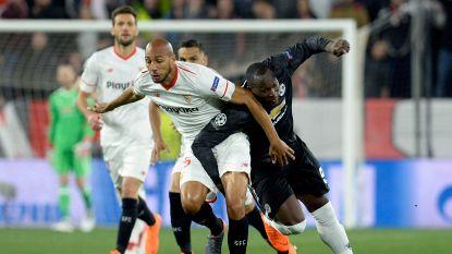 """""""Met Lukaku in het team speel je de bal kwijt"""": United-legendes niet mals voor 'Big Rom' na match in Sevilla"""