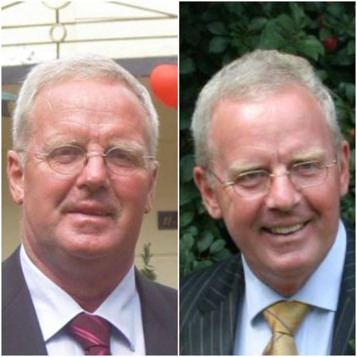 Harry (links) en John van Beusichem.