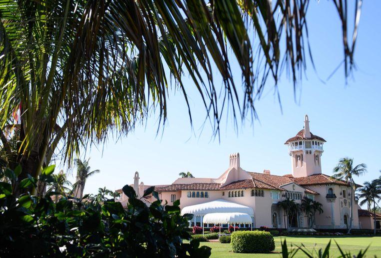 Trumps Mar-a-Lago resort in Palm Beach, Florida.