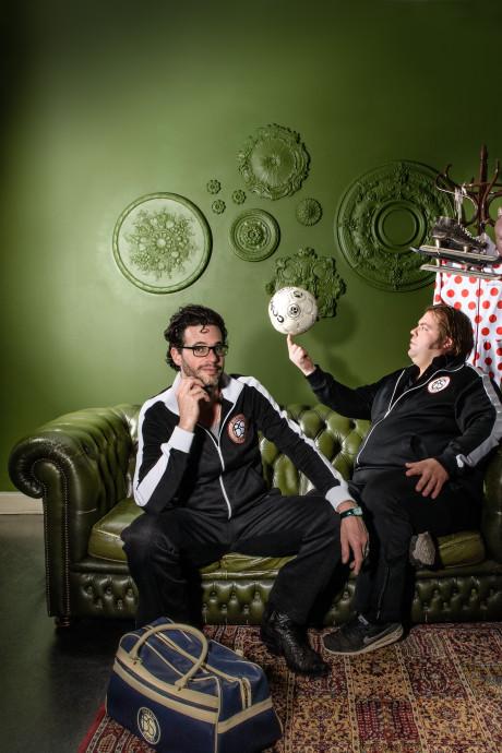 Frank Evenblij en Erik Dijkstra maken WK-lied: 'De Leeuwinnen verdienen het'