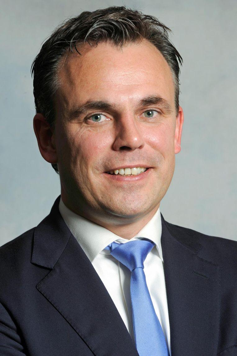 Mark Harbers (VVD), Veiligheid en Justitie. Beeld null