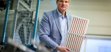 Corona helpt bij introductie innovatief ventilatiesysteem Oldenzaalse start-up Lught