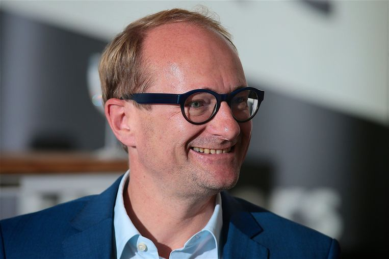 Vlaams minister van Sport Ben Weyts.