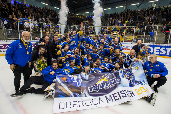 Trappers Oberliga Meister 2017