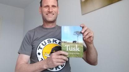 Koen brengt met 'Tusk' zijn derde roman uit