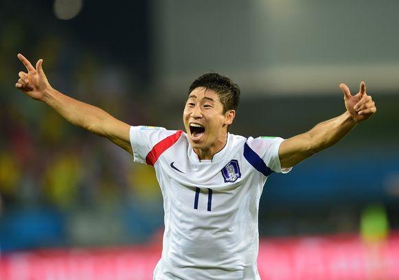 Lee Keun-ho.