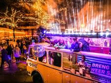 Discobus warmt Apeldoorn nog een keer op voor 3FM Serious Request
