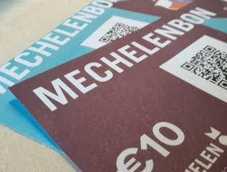 Stad verlengt termijn Mechelenbon
