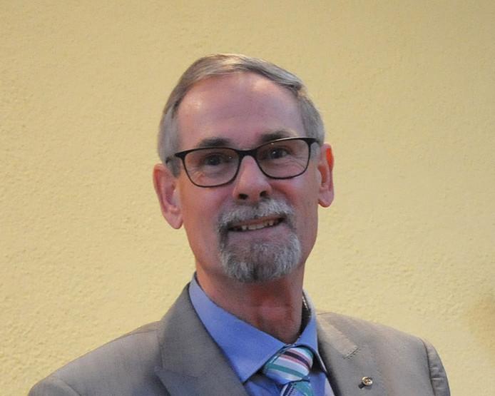 Wethouder Peter Ploegaert.