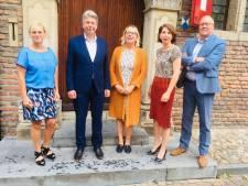 Doesburg heeft een coalitieakkoord, maar zonder het logistieke ecopark
