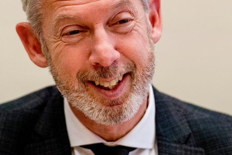 Onno Hoes is nu nog waarnemend burgemeester van de gemeente Haarlemmermeer. Beeld ANP