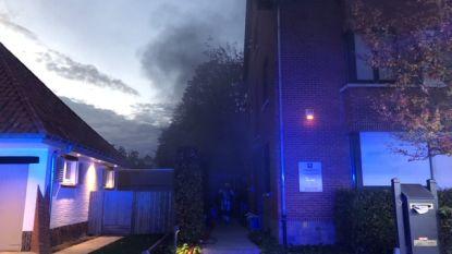 Tandartsenpraktijk in Kontich uitgebrand