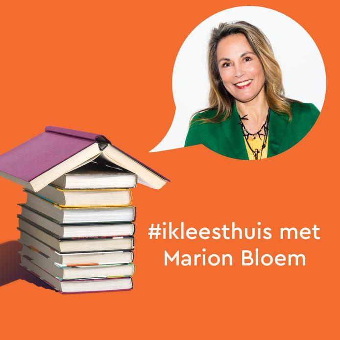15 bekende schrijvers hebben speciaal voor tijdens de coronacrisis korte verhalen geschreven om de Nederlanders een hart onder de riem te steken. De komende weken zul je dagelijks nieuwe verhalen vinden op NLblijftThuis. Vandaag het korte verhaal van Marion Bloem.