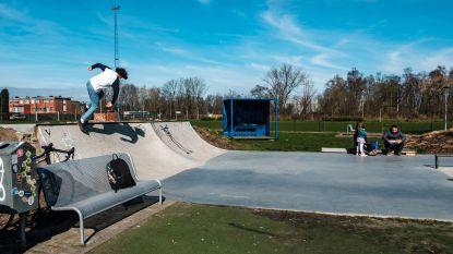 Skatepark voorlopig alleen open voor Hemiksemnaren