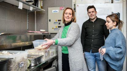 Huis van Cleophas sluit drie weken, maar niet voor alle eten uit de frigo's is uitgedeeld