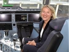 Deze vrouw heeft de arbeidsonrust bij Air France verslagen
