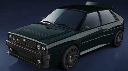 Lancia Delta Integrale maakt comeback