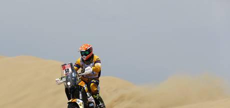 Dakar Rally is aanslag op lichaam en motor van Pol uit Borne