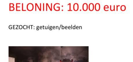 Tien mille tipgeld na twee uitgebrande wagens Dogmeat BV: 'Ik wil weten wie mijn vijand is'