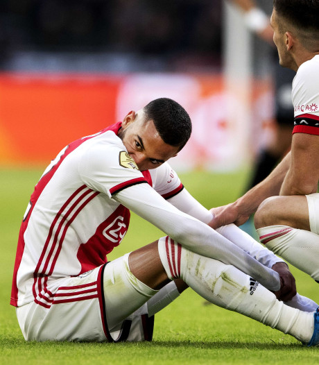 'Hakim heeft last van de kuit, maar we wachten diagnose af'