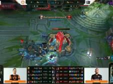 Esports-team Rotterdam wint eindelijk in Nederlandse League of Legends-competitie