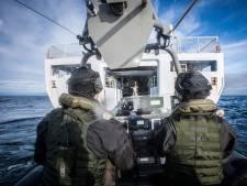 Zo jaagt onze marine op drugsbendes uit Zuid-Amerika