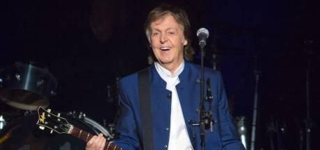 Paul McCartney werkt aan zijn eerste musical
